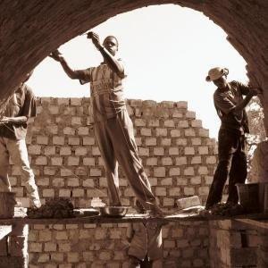 Construction Voûte